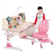 SINGAYE 心家宜 M104_M200R 手摇同步升降儿童学习桌椅套装