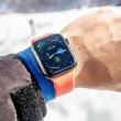"""北海道初滑雪,Apple Watch Series 4 滑雪APP""""Snoww""""测试分享"""