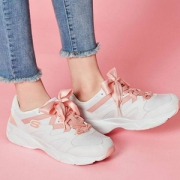 镇店之宝,Skechers 斯凯奇 D'LITES系列 88888162 女士休闲鞋259元包邮(需领券)