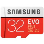SAMSUNG 三星 EVO PLUS MicroSD存储卡 32GB32.9元
