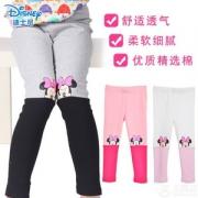 Disney 迪士尼 春秋薄款女童打底裤 4色