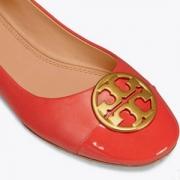 TORY BURCH 托里·伯奇 Chelsea 女士经典平底芭蕾鞋 $119