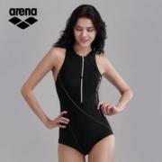 arena 阿瑞娜 黑天鹅系列 11-CTS9001W 女士竞技泳衣