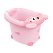 rikang 日康 RK-X1001 儿童浴桶 粉色小熊 +凑单品  77.9元77.9元