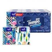 PLUS会员:得宝(Tempo) Mini系列手帕纸 4层加厚5张*6包