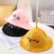 小心肝 儿童 趣味字渔夫帽 14.9元包邮¥15