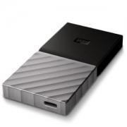 WD 西部数据 My Passport SSD 移动固态硬盘 512GB