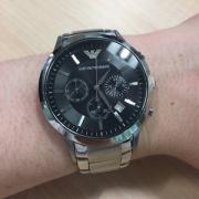 Armani 阿玛尼 AR2434 男士石英手表