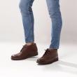 限UK7码,Clarks 其乐 Folcroft Mid 男款真皮短靴 Prime会员免费直邮含税到手新低369.95元