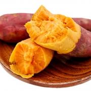 鲜公馆 福建六鳌红心蜜薯板栗红薯 10斤