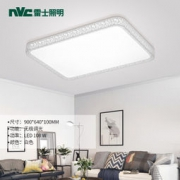 nvc-lighting 雷士照明 客厅灯灯具套餐 爱巢三室两厅 999元包邮(立减)