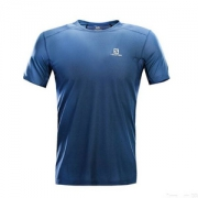 Salomon 萨洛蒙 TRAIL RUNNER 男士速干短袖运动T恤