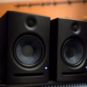 Prime会员专享镇店之宝,PreSonus Eris E5 高解析度有源双功放监听音箱(一对)