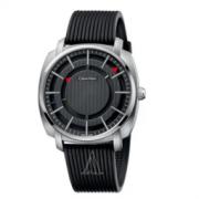 CALVIN KLEIN 卡尔文·克莱 Highline K5M3X1D1 男士时装腕表 49.99美元约¥336(需用码)