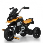 rollplay SR1300-A03YE 儿童三轮脚踏摩托车199元包邮(双重优惠)