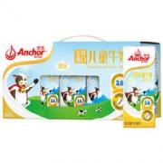 Anchor  安佳 金装儿童牛奶 190ml*12 99元包邮,可199-10099元包邮,可199-100