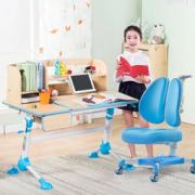心家宜 乐园系列 111-200 儿童学习桌椅套装  1150元包邮