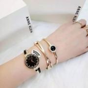 Anne Klein 安妮·克莱因 女士时尚腕表+手链套装惊喜特卖