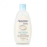 Aveeno Baby Wash & Shampoo 婴儿洗发沐浴二合一 236ml