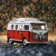 LEGO 乐高 10220 Volkswagen T1露营车新低650.74元包邮(多重优惠)