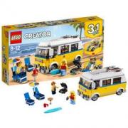 LEGO 乐高 创意百变组系列 31079 阳光海滩房车 283元包邮283元包邮