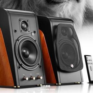 HiVi 惠威 M200MKIII+ HIFI有源2.0音箱蓝牙音箱