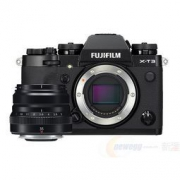 FUJIFILM 富士 X-T3 XF35 F2 无反相机套机 10628元包邮