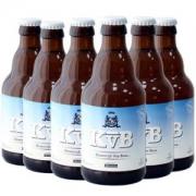 Keizerrijk 布雷帝国白啤酒 精酿啤酒 330ml 6瓶 *2件