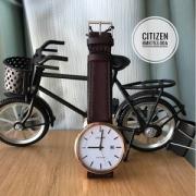 CITIZEN 西铁城 BM6753-00A 光动能男士手表