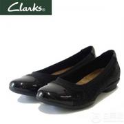 Clarks 其乐 Un高端系列 Neenah Garden 女士经典芭蕾平底鞋 26128861