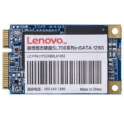 Lenovo 联想 SL700 MSATA 固态宝系列 固态硬盘 128GB 189元包邮