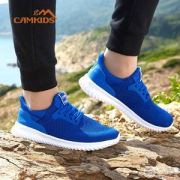 Camkids  儿童透气网面运动鞋 男女童4色新低59元包邮(需用优惠券)