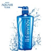 AQUAIR 水之密语 净澄水活 倍润型洗发水 600ml *3件 100.7元包邮(满减,合33.57元/件)