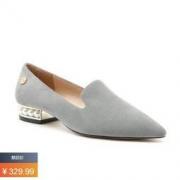 DK Sheepskin UGG Rosalind DK613 女士平底鞋 329.99元包税包邮(需用券)