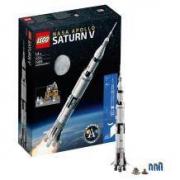 prime会员专享:LEGO 乐高 21309 NASA 阿波罗计划 土星5号运载火箭