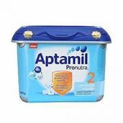 Aptamil 爱他美 婴幼儿配方奶粉 安心罐 2段 800g *2件 250.19元包邮(需用码,合125.1元/件)