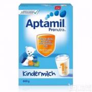 Aptamil 爱他美 婴幼儿奶粉 1+段(1-2岁) 600g*5盒515元包邮包税