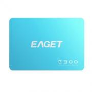京东PLUS会员:EAGET 忆捷 E300系列 SATA3 固态硬盘 960G 498元包邮