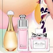Dior 迪奥 香水小样3件套礼盒(真我 5ml+甜心 5ml+魅惑 5ml)*2套