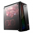 MSI 微星 无烬X Infinite X-244 水冷式游戏主机i9-9900K 32G 2T 512G RTX2080Ti 11G独显 Wifi)