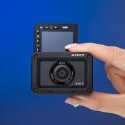 Sony 索尼 RX0 II 黑卡相机正式发布!终于搭载翻转屏幕!