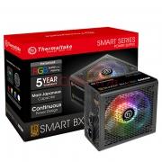 Thermaltake Smart BX1 RGB 650W 电源装机体验