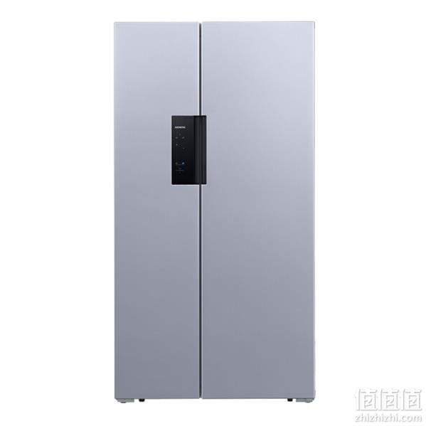 西门子 BCD-610W(KA92NE09TI) 对开门冰箱