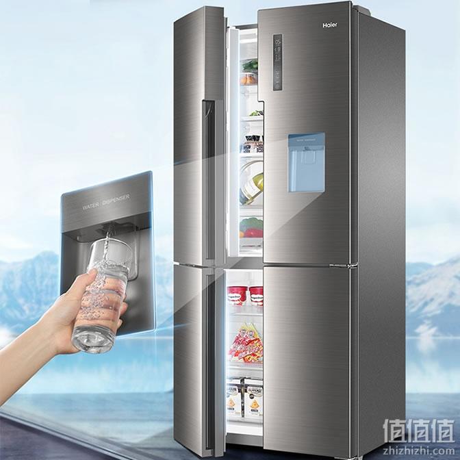 海尔 BCD-471WDEA 十字对开门冰箱