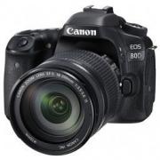 京东PLUS会员:Canon 佳能 EOS 80D (EF-S 18-200mm f/3.5-5.6 IS) 单反相机套机 7999元包邮