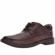 Clarks 其乐 Gadson Plain 男士舒适真皮牛津鞋 Prime会员免费直邮含税到手新低227.62元