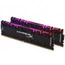 Kingston 金士顿 骇客神条 Predator系列 掠食者 16GB(8GBx2) DDR4 3200 RGB台式机内存条 套装799元包邮