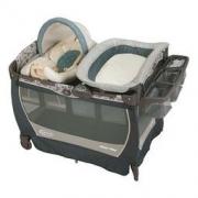 Graco 葛莱 1842962  LX 多功能可折叠婴儿床/游戏床 539元包邮