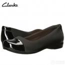 限尺码,Clarks 其乐  Kinzie Time女士小羊皮平底单鞋 Prime会员凑单免费直邮含税到手新低167.89元