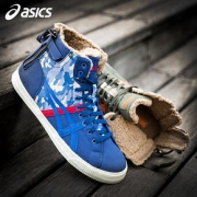 ASICS亚瑟士男鞋中高帮加绒休闲鞋秋冬保暖休闲鞋H50YJ-5045券后279元
